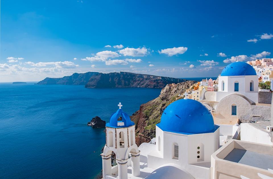 Grecka oaza spokoju