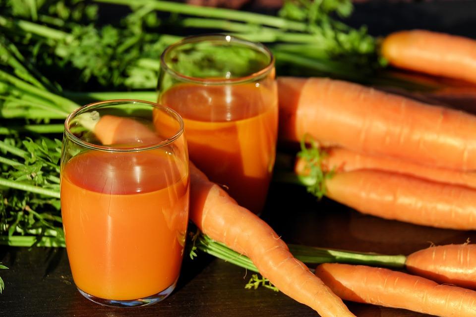 Marchew - smaczna i zdrowa